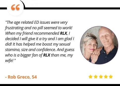 RLX User Testimonials 4